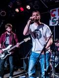 Chaos und Sandale live im Sputnik Cafe Münster