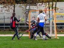Die Münster Mohawks II schlagen die Spielgemeinschafft aus Bochum und Essen mit 14:10