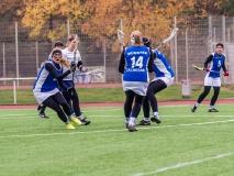 Münster Mohawks I schlagen das Team aus Mainz in der ersten Bundesliga West mit 14:6