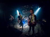 Emerganza Bandfestival Vorrunde Live Sputnikhalle Münster - Pandemie