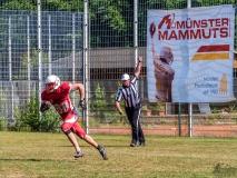 Münster Mammuts vs Aachen Vampires