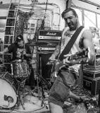 Abriss - Live beim Green Hell Yardsale