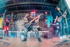 Angelwings - Live beim Das Schloss Rockt