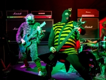 Attack of the mad axeman - Live im Rare Guitar