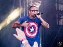 B-Tight - Live beim Hütte Rockt 2018