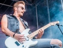 Devil´s Balls - Live beim Das Schloss Rockt 2019