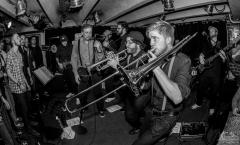 Disco Halt - Live im Hot Jazz Club