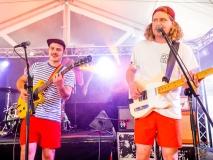 Drens - Live beim Huette Rockt 2018