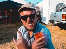 Stefan von Dritte Wahl beim Huette Rockt 2018