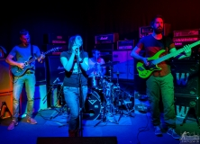 Dystopera - Live im Rare Guitar