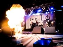 Exilia - Live at Tank mit Frank 2017