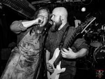 Fleshworks - Live in Muenster, PG Haus