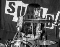 Generacion Suicida Live im Gleis 22 in Muenster