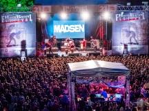 Madsen - Live beim Hütte Rockt