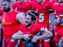 Münster Mammuts vs Mönchengladbach Wolfpack - American Football