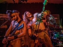 Megabosch - Live im Rare Guitar