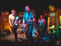 Neon Bone - Live im Rare Guitar