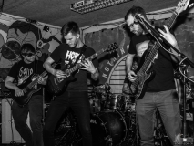 The Life tonight - Live in der Baracke