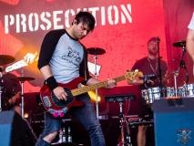 The Prosecution - Live beim Huette Rockt 2018