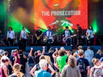 The Prosecution - Live beim Hütte Rockt 2018