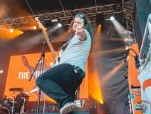 The Prosecution- Live beim Huette Rockt 2018