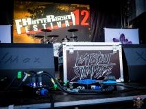 Watchout Stampede - Live beim Huette Rockt 2018
